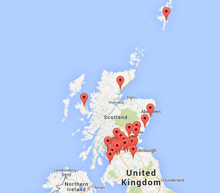 link to members map